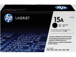 jual HP 15A Black LaserJet Toner Cartridge (C7115A)