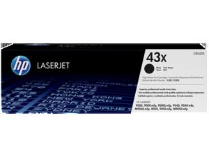 jual HP 43X High Yield Black Original LaserJet Toner Cartridge(C8543X)