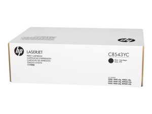 jual HP C8543YC Black Toner-Contract