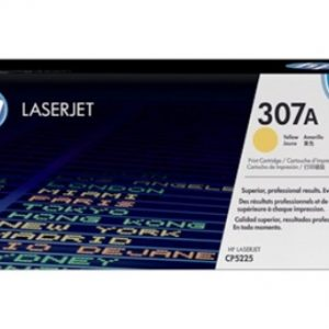 jual HP 307A Yellow Toner Cartridge (CE742A)