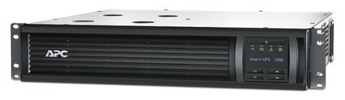 gambar APC SMT1500RMI2U - Smart-UPS 1500VA LCD RM 2U 230V