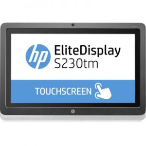 HP EliteDisplay S230tm LED 23 Touch