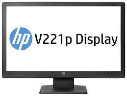 HP V221p LED 21.5 Monitor