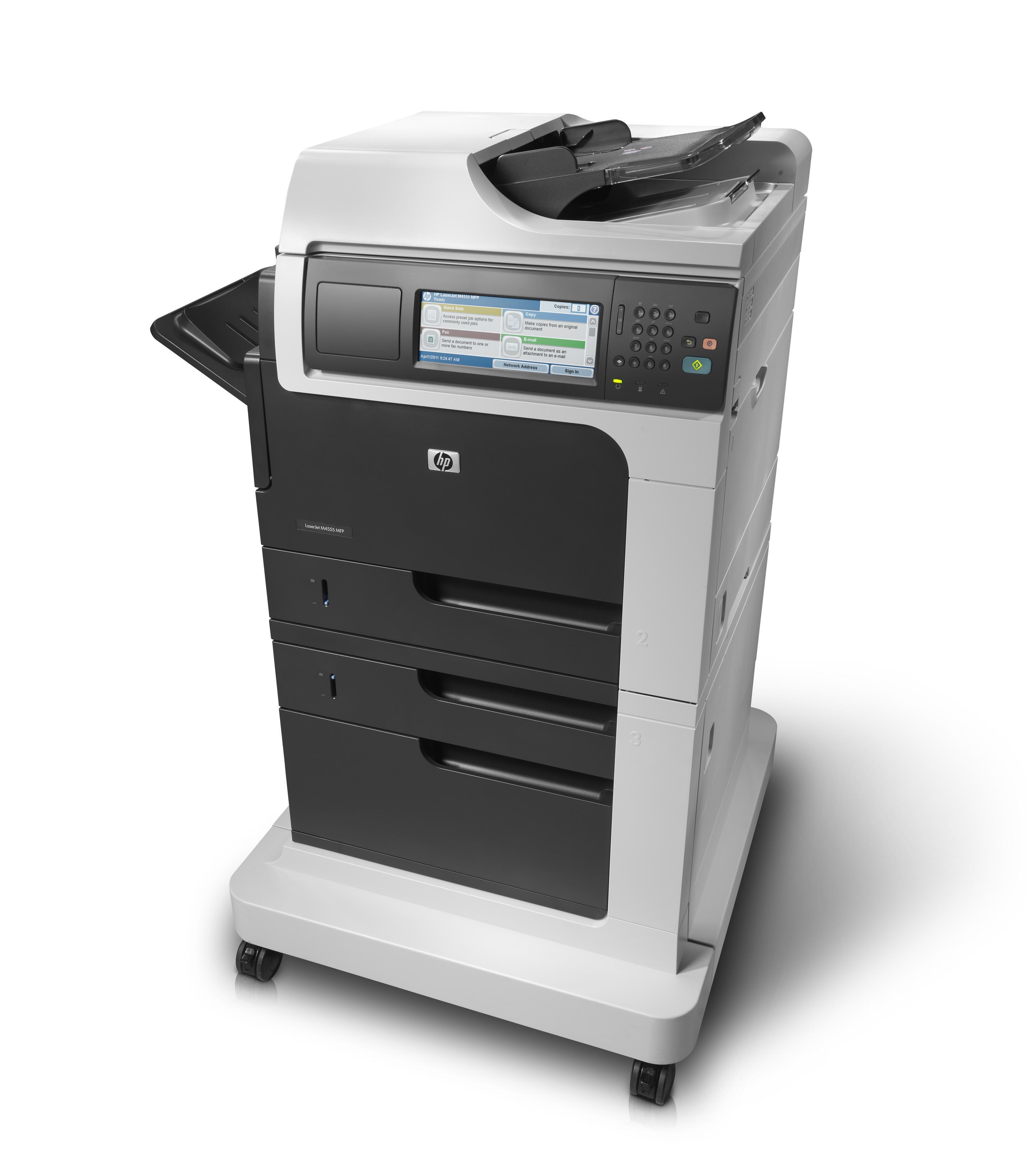 Laserjet Enterprise M4555f Mfp