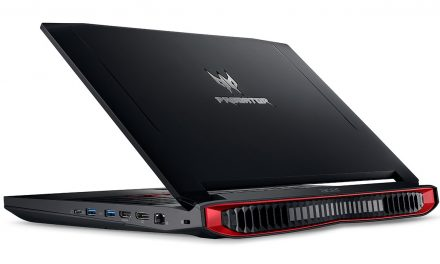 ACER Predator 15 (Core i7-6700HQ Win 10) – Black