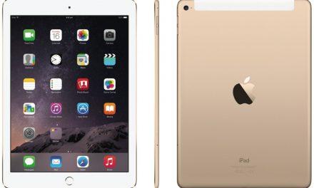 APPLE iPad Air 2 Wifi 16GB – Gold