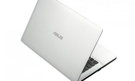 ASUS Notebook A455LF-WX052D – White