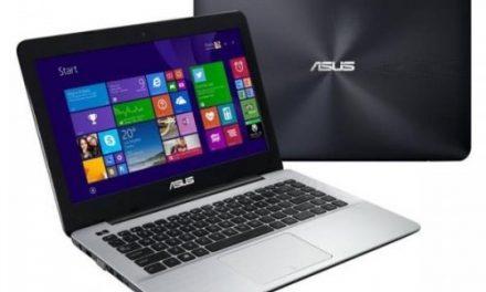 ASUS Notebook X455LA-WX127D – Black