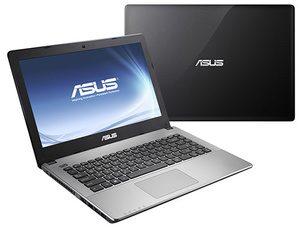 ASUS Notebook X455LA-WX401D- Black
