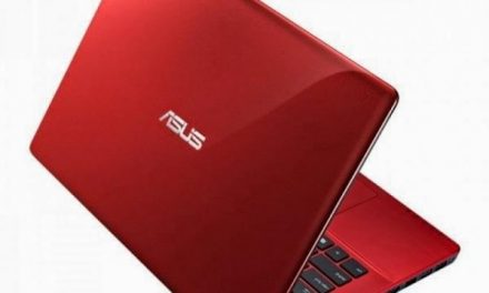 ASUS Notebook X455LA-WX404D – Red