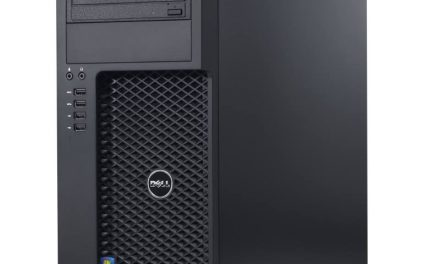 DELL Precision T1700 (Core i7-4790)