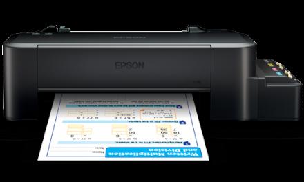 Printer EPSON (L120) – Spesifikasi Dan Harga