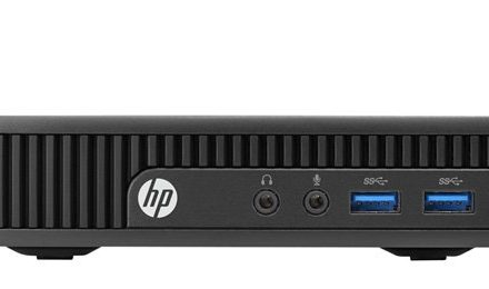 HP Desktop Mini 260 G1 (9PA)