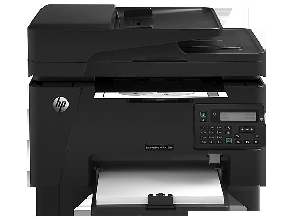 HP LaserJet Pro MFP M127fn [CZ181A]
