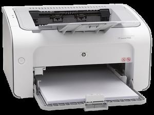 HP LaserJet Pro P1102 [CE651A]
