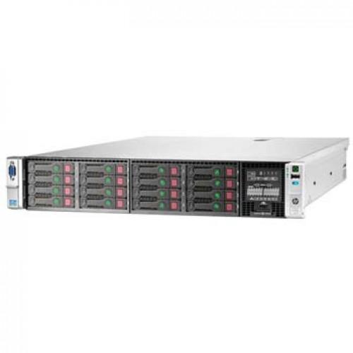 HP ProLiant DL380p Gen8 E5-2620 1P 16GB-R P420i SFF 460W PS Base Server