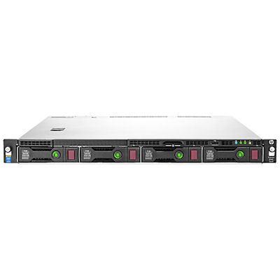 HP ProLiant DL60 Gen9 E5-2609v3 8GB-R B140i 4LFF SATA 550W PS Base Server