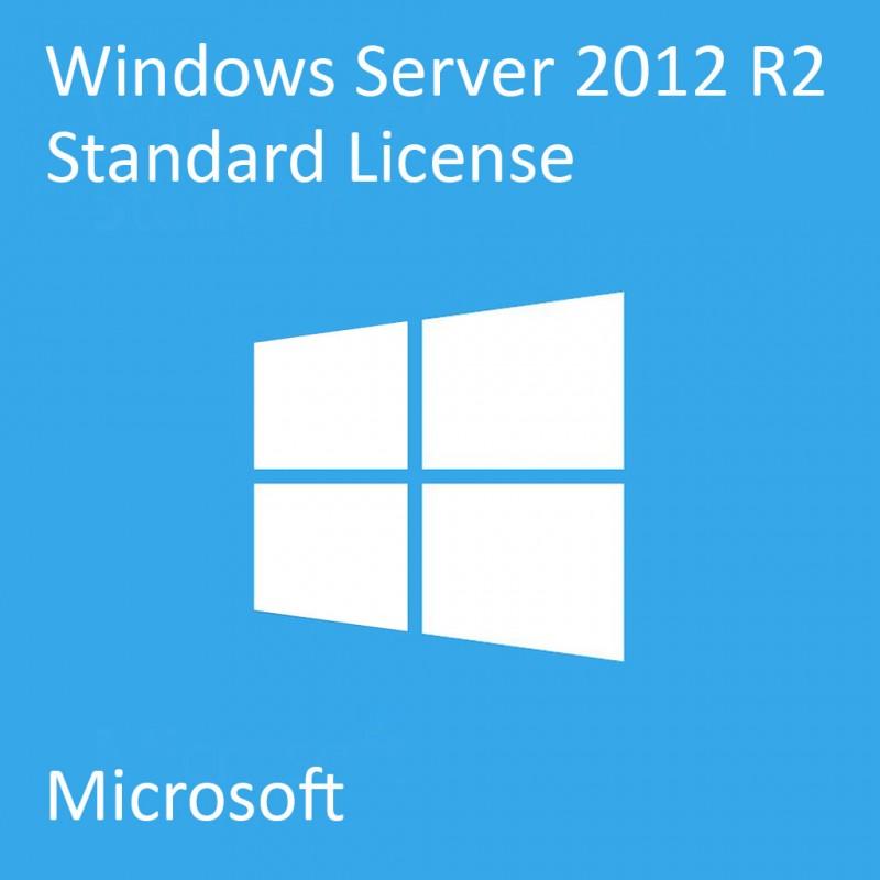 WinSvrStd 2012R2 SNGL OLP NL 2Proc