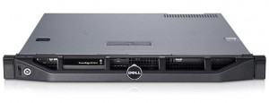 DELL R220 E3-1220v3 Rackmount 1U Single Socket