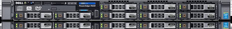 DELL R630 E5-2609v3 G13 Rackmount 1U Double Socket High Performance