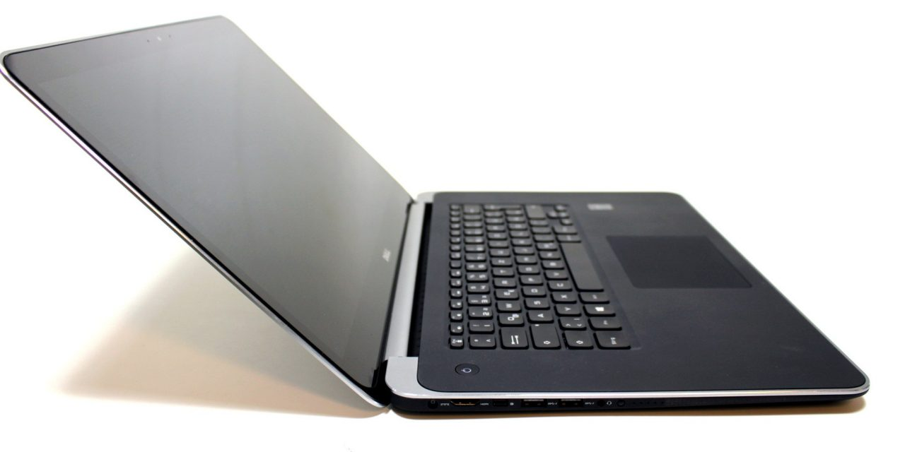 DELL XPS 15 i7-4712HQ TOUCH
