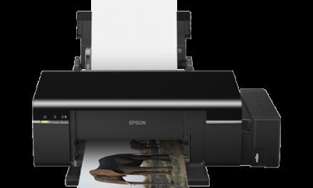 EPSON Inkjet Photo [L800]