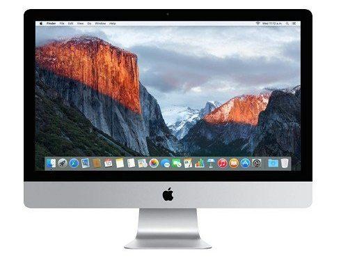 APPLE iMac [MK142ID/A] All-in-One