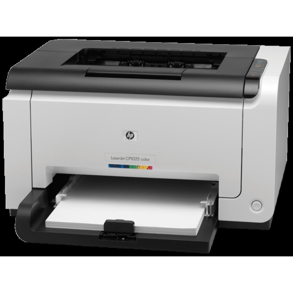 HP Color LaserJet CP1025 SFP [A4 Size]