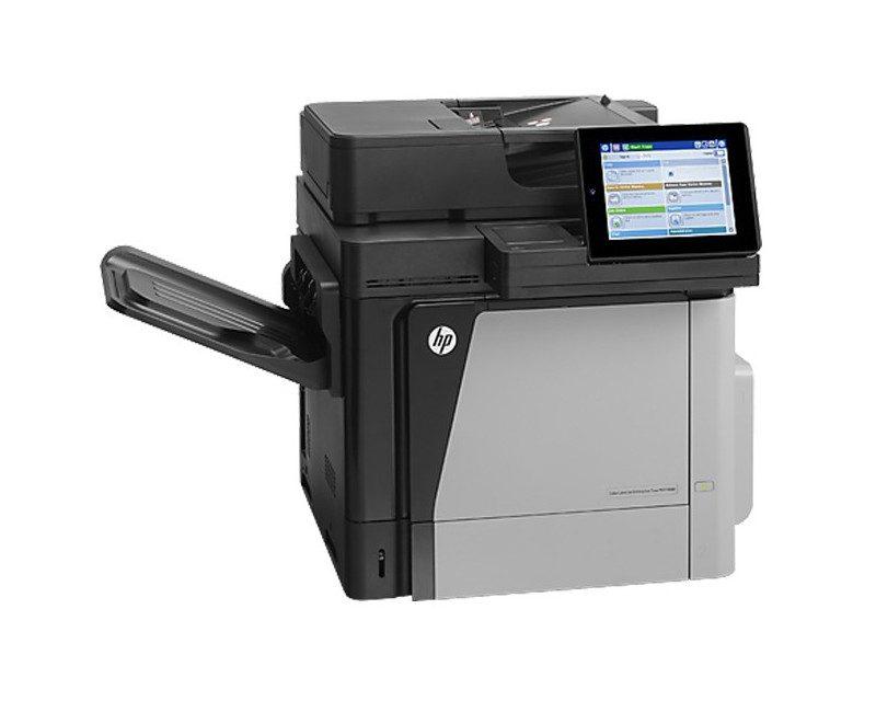 HP Color LaserJet Enterprise 600 MFP M680 series [A4 Size]
