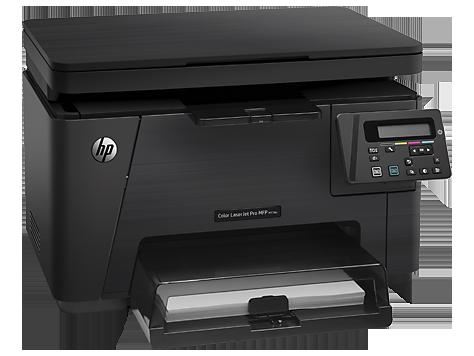 HP Color LaserJet Pro 100 Color MFP M176 [A4 Size]