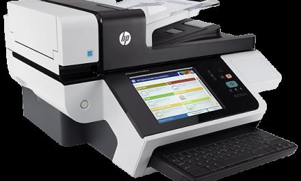 HP Digital Sender Flow 8500 fn1 Doc Capture