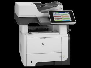 HP LaserJet Enterprise 500 MFP M527 Series [A4 Size]