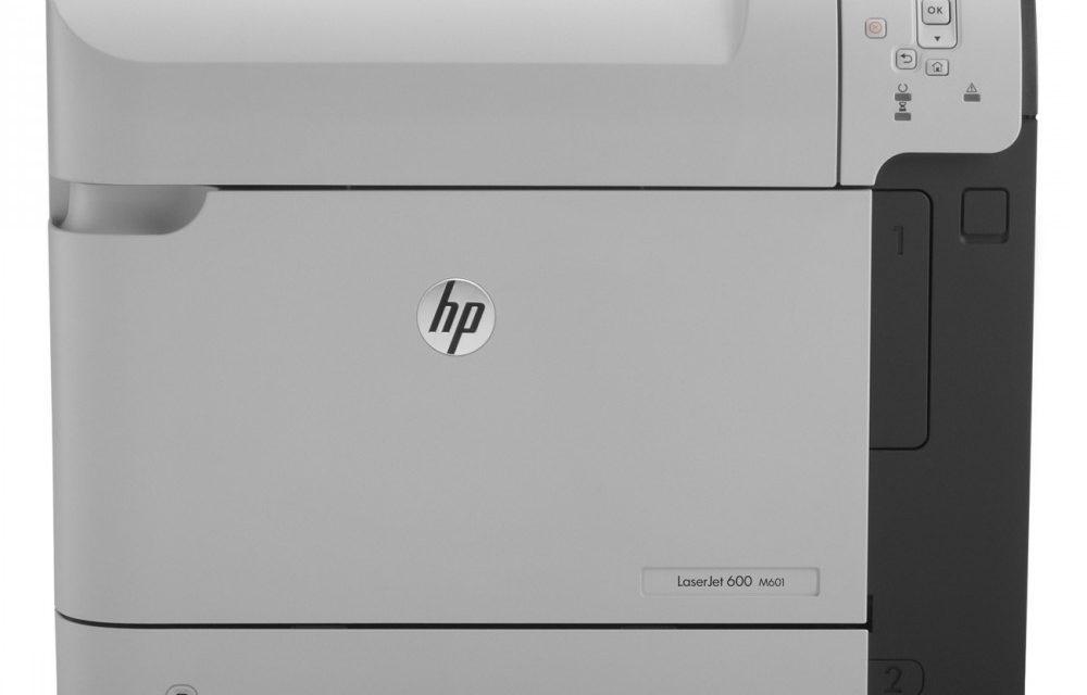 HP LaserJet Enterprise 600 M603 SFP series (A4 size)