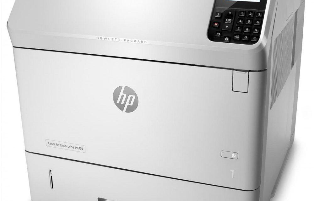 HP LaserJet Enterprise 600 M604 SFP series [A4 size]