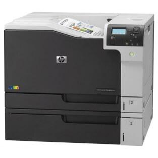 HP LaserJet Enterprise 700 Color M750 SFP