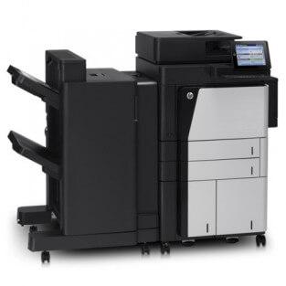 HP LaserJet Enterprise 800 Color M855 series [A3 Size]