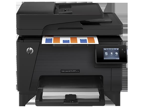 HP LaserJet Pro 100 Color MFP M177 [A4 Size]