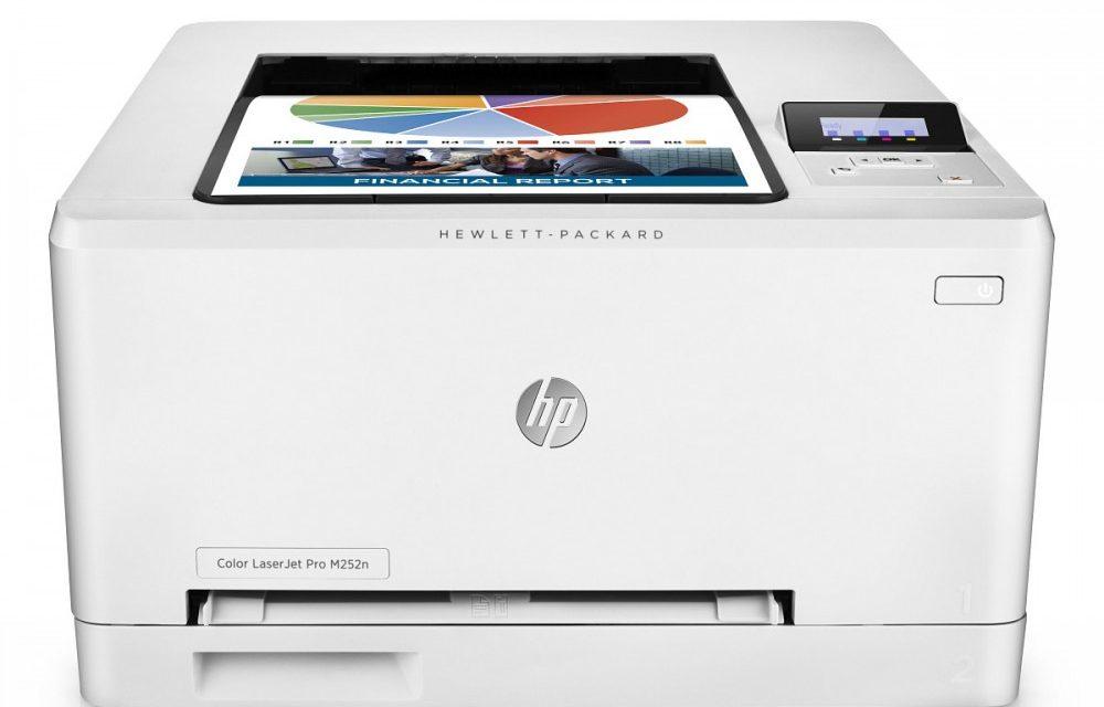 HP LaserJet Pro 200 Color M252 SFP [A4 Size]