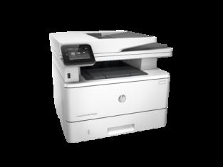 HP LaserJet Pro 400 MFP M426 Series [A4 Size]