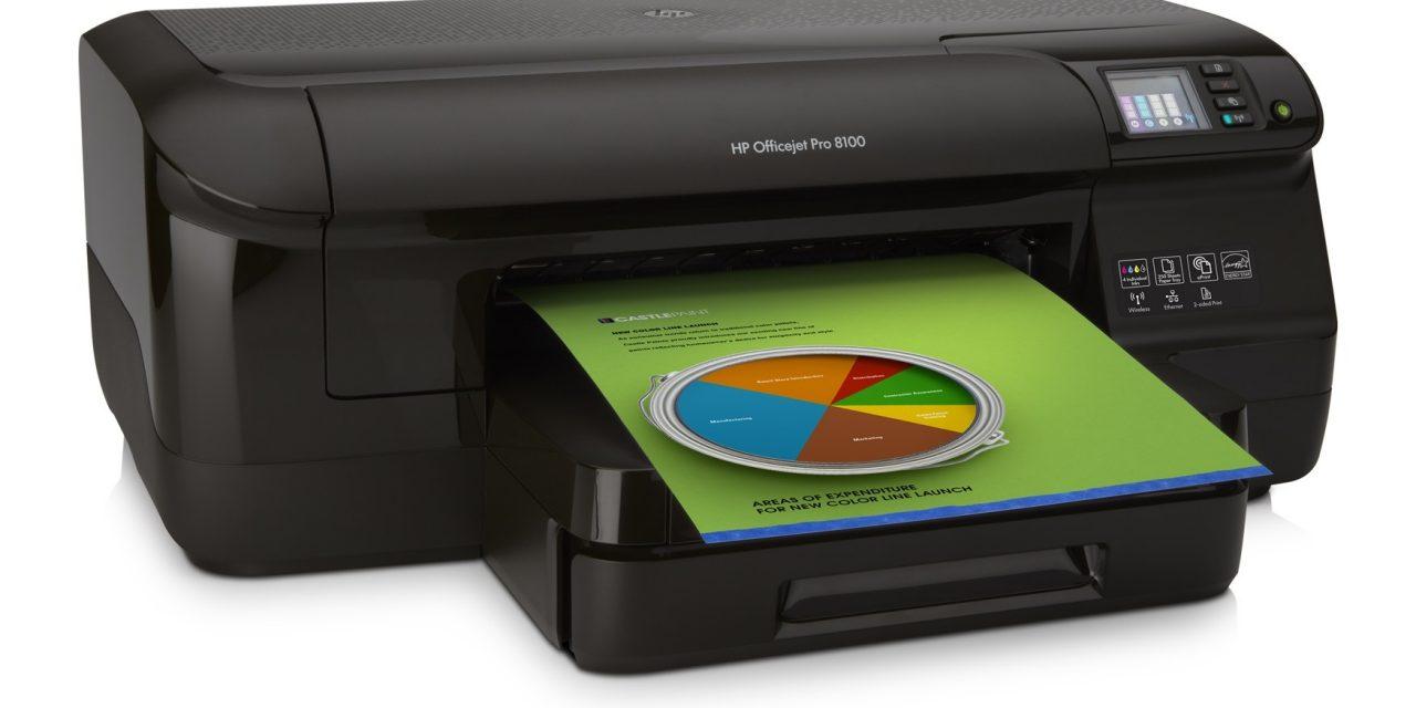 HP OfficeJet Pro 8100 [A4 Size]