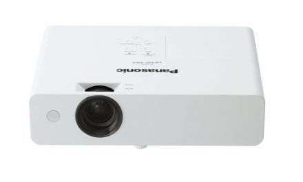 PANASONIC PROJECTOR LB412