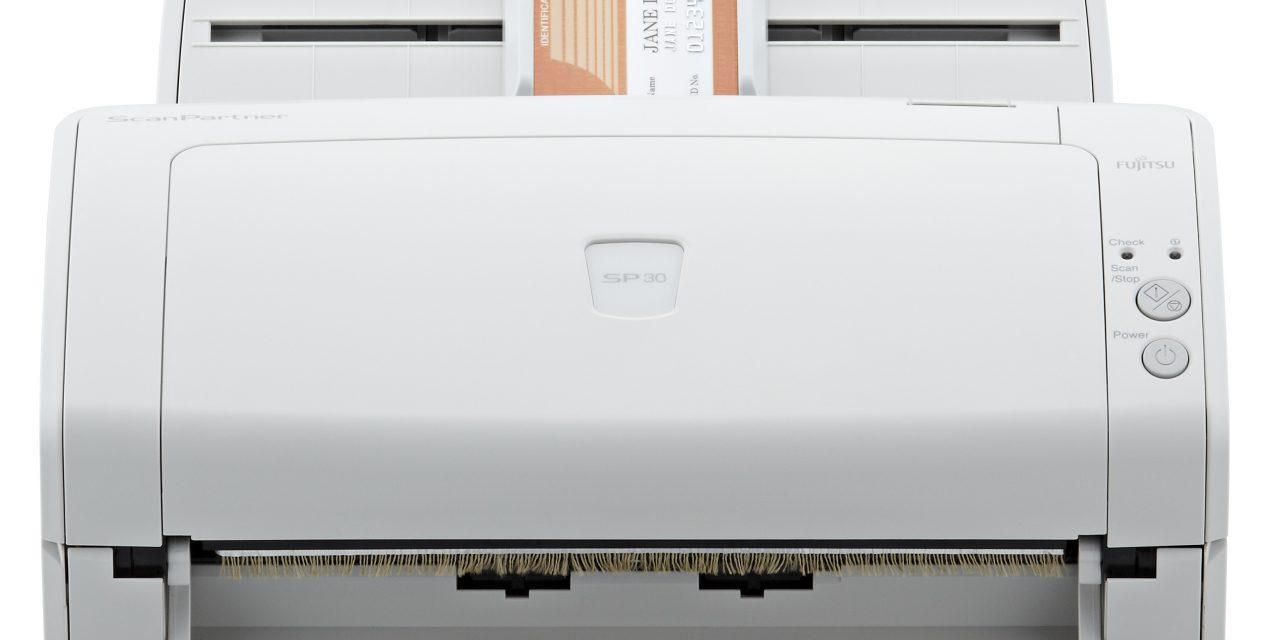 Fujitsu ScanPartner 30