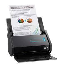 Fujitsu Scanner ix500