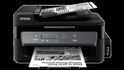 gambar EPSON M200