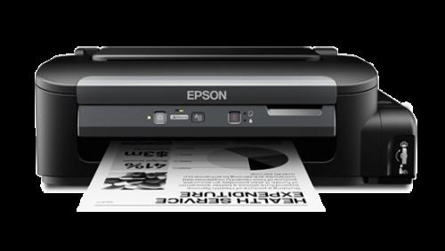 gambar Epson M100