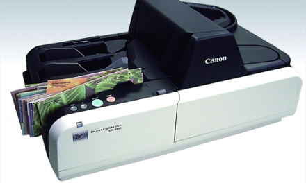 CANON SCANNER CR-190I UV