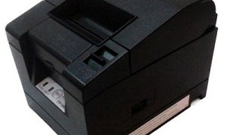 FUJITSU THERMAL PRINTER FP-1000