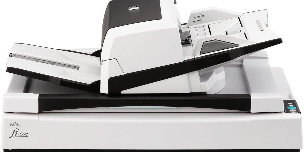 Fujitsu Scanner Fi6770