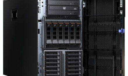 Lenovo System X3500M5 5464B2A