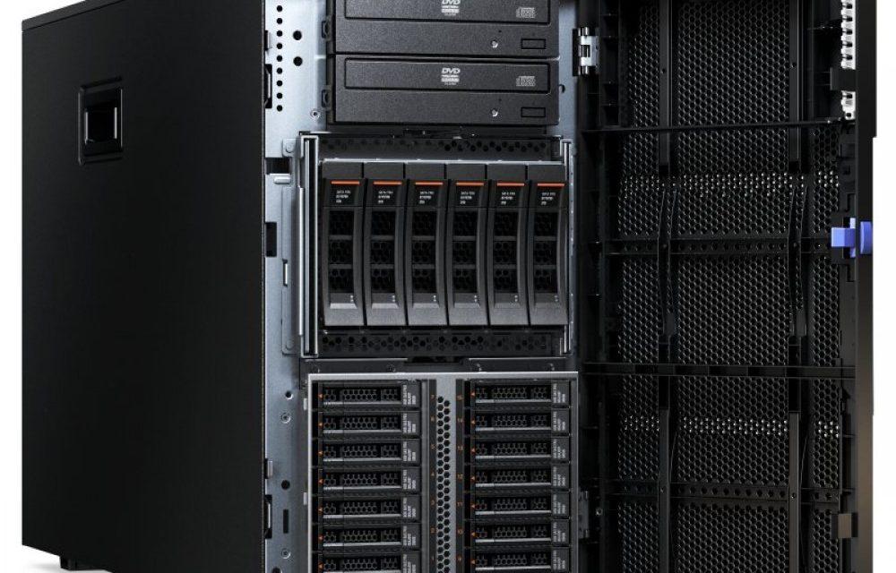 Lenovo System X3500M5 5464C2A